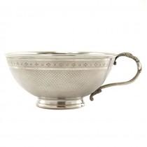 Ceașcă din argint pentru cafea |  argint 950 | atelier Cesar Tonnelier | cca.1870