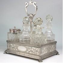 set  Oliviera victoriana. Mappin & Webb cca 1880 Marea Britanie