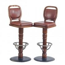 set scaune de bar - Space Age - anii '50 Statele Unite