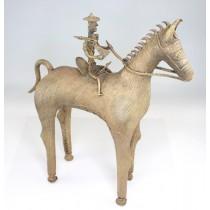 veche statueta tribala Dogon - tehnica cerii pierdute - Mali