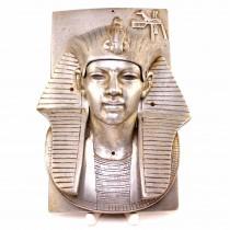 Impresionantă panoplie Art Deco Egyptian Revival | aliaj britannium | cca.1925