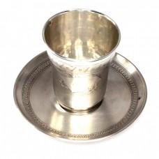 Set solitaire pentru servirea apei | argint 950 | atelier Antoine Brouart | cca.1910