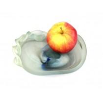 Vide-poche din sticlă suflată manual | atelier UAPR | România
