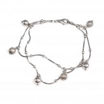 Rafinată brățară minimalistă | design contemporan | argint 925 | Italia