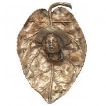 Scrumieră din bronz, în stil Blackamoor, atelier central european, prima jumătate a sec. XX