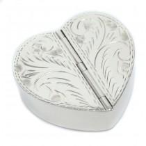 Cutiuță din argint 925 cu 2 compartimente | PRODUS NOU ! | Italia