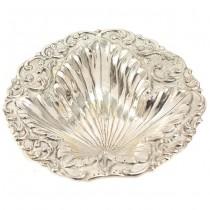 Elegant bol din argint 925, pentru delicatese | Dolmatakia | manufactură de atelier grecesc