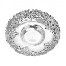 Elegantă fructieră din argint | manufactură de atelier elen | Ergasia Xeiros | Grecia