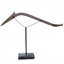 Spectaculoasă sabie de călău Ngombe | triburile Bangala | Congo cca.1900