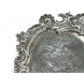 Vide-poche din argint în stil Rococo   atelier J.D. Schleissner & Söhne - Hanau   sec. XIX