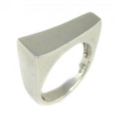 Inel statement cu design futurist | argint 925 | Franța