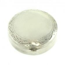 Cutiuță din argint pentru medicamente | Marea Britanie
