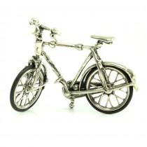 Miniatură bicicletă din argint | Italia