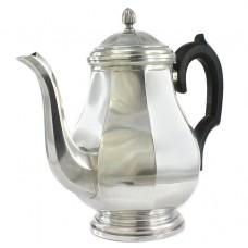 Ceainic din argint 950  | Art Deco | atelier  Perillat Edgard | Franța | cca.1920