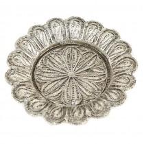 Farfurioară din argint pentru servirea delicateselor  |  Rusia Imperială  | cca. 1900