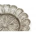 Farfurioară din argint pentru servirea delicateselor     Rusia Imperială    cca. 1900