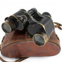 Binoclu militar WW II Bausch & Lomb 6 x 30 Military Stereo | Made in USA | cca.1940 -1945