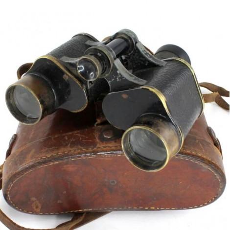 Binoclu militar WW II Bausch & Lomb 6 x 30 Military Stereo | Made in USA | cca.1940 -1945