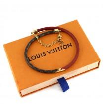 Brațară autentică Louis Vuitton Daily Confidential | double strand ediție limitată | rară piesă de colecție