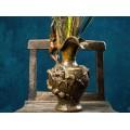 Monumentală carafă Art Nouveau atribuită artistului Charles Theodore Perron | bronz spelter patinat | cca.1900 Franța