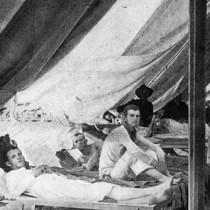 ℹ️ Soldați suferind de malarie și febră galbenă | Statele Unite | sfârșit de secol XIX