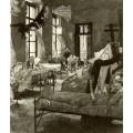 """ℹ️ Max Klinger – """"Ciuma"""" – gravură, tehnică mixtă, cca. 1898 – 1903"""