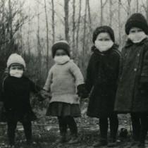 ℹ️ Joacă de copii - pandemia de gripă spaniolă, Canada, 1918