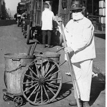 "#pandemiadecultura ℹ ""Mai bine ridicol decât mort"" - gripa spaniola, New York, 1918"