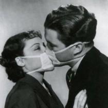 #pandemiadecultura ℹ Săruturi antiseptice la Hollywood | Statele Unite, 1937