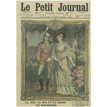 Editie Speciala : Le Petit Journal 1916. editie dedicata Romaniei