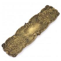 Splendid vide-poche porte-plume din bronz dore | perioada Napoleon III | cca. 1850