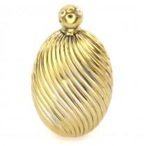 Flacon din argint aurit pentru parfum | atelier Terona Giovanni | cca. 1940
