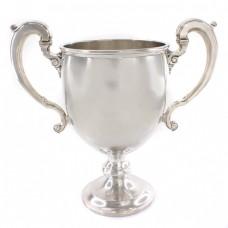 Impresionantă cupă din argint sterling | atelier Goldsmith & Silversmith Co. - Londra | anul 1929