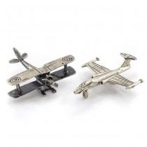 Miniaturi din argint  Avioane | a doua jumătate a secolului XX | Colecția 1 iunie