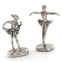 Figurine miniaturale din argint | Balerine