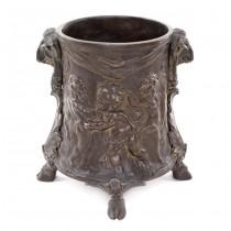 Excepțională urnă din bronz Grand Tour elaborată în stil Neoclassical Revival | Marea Britanie cca. 1850